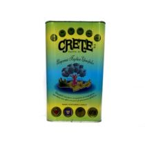 Crete Extra Virgin Olive Oil 3L