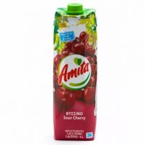 Amita Sour Cherry Juice Drink 1L
