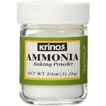 Krinos Ammonia 3/4oz