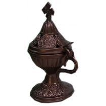 Livanistiri Incense Holder-Bronze