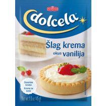 Podravka Dolcela Whipped Cream Vanilla Flavor  1.5oz