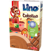 Podravka Lino Chocolino Sweet Chocolate Instant Cereal Flakes