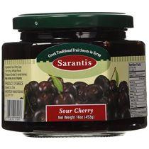 Sarantis Sour Cherry Preserve 16oz