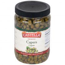Castella Capers, 32oz