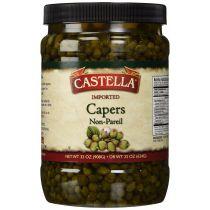 Castella Capers Non-Pareil, 32oz