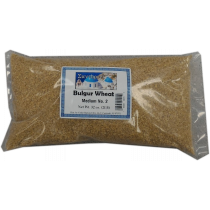 Bulgur Wheat Medium 2 lb