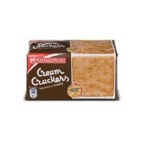 Papadopoulou Cream Crackers Rye 140g
