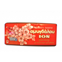ION Milk Chocolate with Almonds 100g