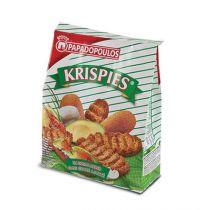Papadopoulos Krispies No Sugar Added Rusks 200g
