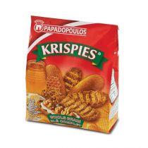 Papadopoulos Krispies Whole Grain Rusks 200g
