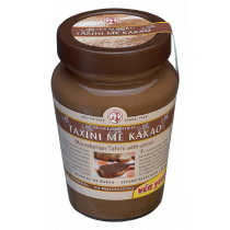 Macedonian Tahini with cocoa 350g