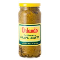Orlando California Grape Leaves 8oz