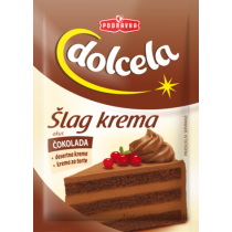 Podravka Dolcela Chocolate Cream 2.1 oz