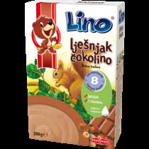 Podravka Lino Hazelnut Chocolino Instant Cereal Flakes