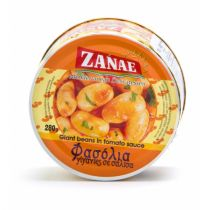 ZANAE Giant Beans in Tomato Sauce 280g