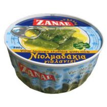 Zanae Grape Leaves stuffed with rice 280g