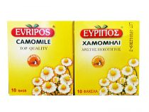 Evripos Camomile Tea 10 bags
