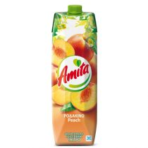 Amita Peach Juice Drink 1L