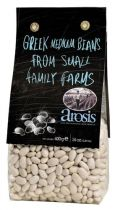 Arosis Organic Greek Medium Beans 400g