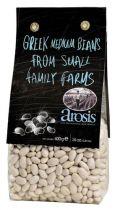 Arosis Organic Greek Medium Beans 400g