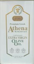 Athena Kolymvari Premium Greek Extra Virgin Olive Oil 1 Gallon