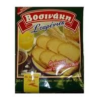 Bosinaki Wheat Rusks 8.8 oz