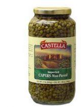 Castella Capers Non-Pareil, 12oz
