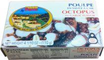 Fantis Octopus in Garlic Sauce