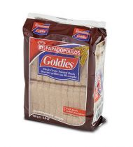 Papadopoulos Goldies Whole Grain Toast Rusks 160g