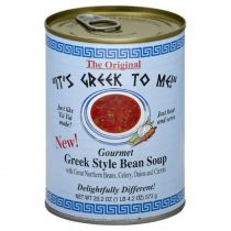 It's Greek To Me - Greek Style Bean Soup 20oz