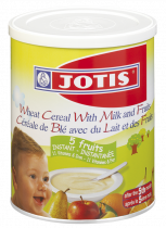 Jotis Wheat Cereal with Milk and 5 Fruits 300g