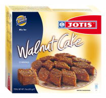Jotis Walnut Cake Mix 615g