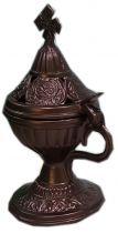 Livanistiri Incense Holder-Bronze