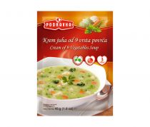 Podravka Vegetable Soup With Semolina Dumplings