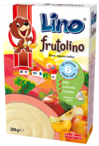 Podravka Lino Frutolino Fruit and Milk Instant Cereal Flakes