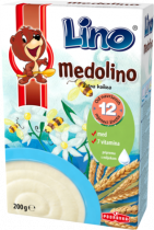 Podravka Lino Frutolino Honey Instant Cereal Flakes