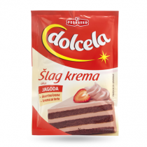 Podravka Dolcela Slag Strawberry Cream 15oz
