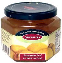 Sarantis Pergamot Peel Preserve 16oz