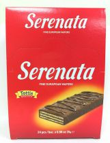 Serenata Wafers (pack of 24) Chocolate