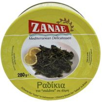 ZANAE Rathikia Chicory Greens 280g Tin
