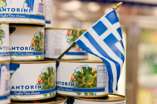 Greek Canned and Jar Food